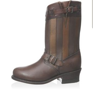 Frye Shoes - FRYE Engieneer Americana Boot